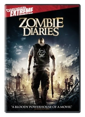 The Zombie Diaries [Import]