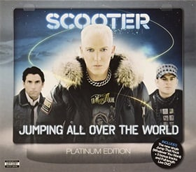 Jumping All Over the World (W/Dvd)