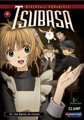 Tsubasa, Vol. 11: Reservoir Chronicles - At the Brink of Chaos