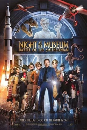 Night at the Museum 2: Battle of the Smithsonian [Theatrical Release]