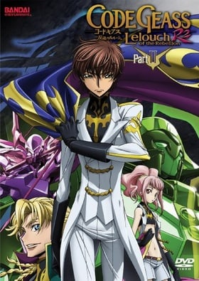 Code Geass - Lelouch of the Rebellion R2, Part 2