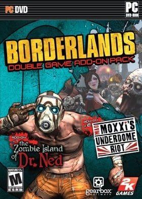 Mad Moxxi's Underdome Riot - Expansion Pack for Borderlands - Windows PC
