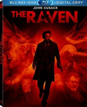 The Raven (+ DVD and Digital Copy)
