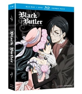 Black Butler: Complete First Season   [US Import]