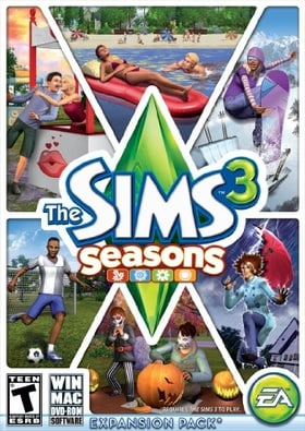 The Sims 3: Seasons (Expansion)