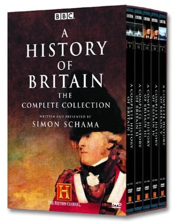 A History of Britain                                  (2000-2002)