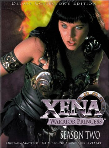 Xena Warrior Princess - Season Two
