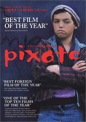 Pixote, the Law of the Weakest (1981)