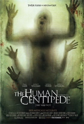 The Human Centipede (2009)