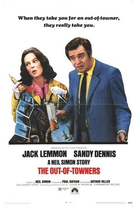 The Out-of-Towners (1970)