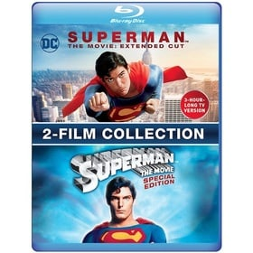 Superman The Movie: Extended Cut & Special Edition 2-Film Collection