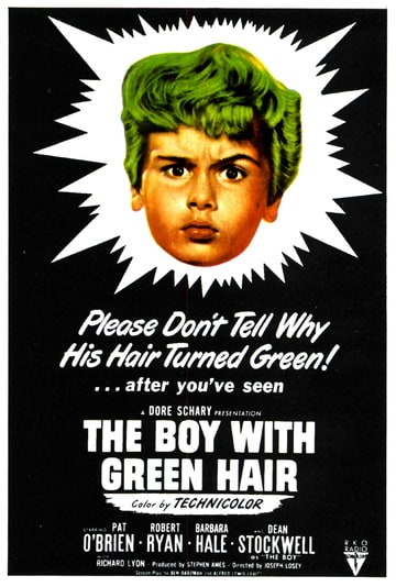 The Boy with Green Hair (1948)