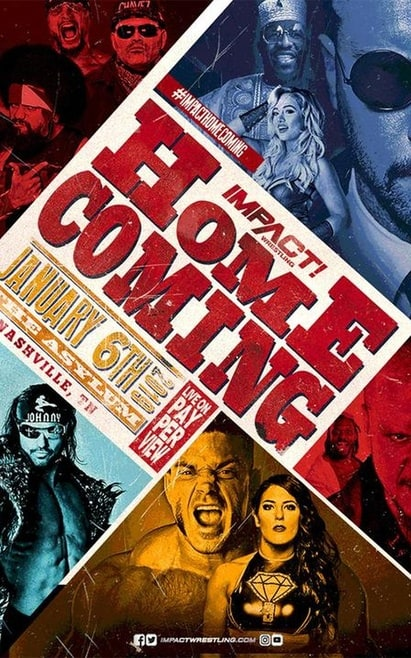 Impact Wrestling Homecoming 2019