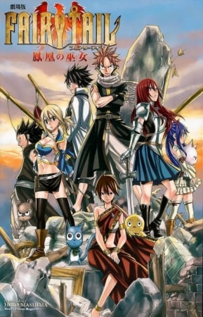 Fairy Tail: Priestess of the Phoenix - The First Morning