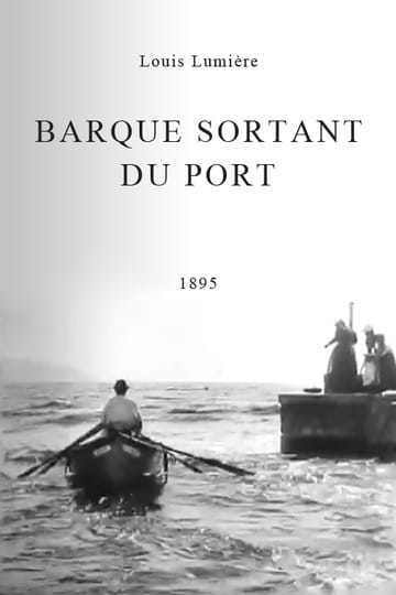 Boat Leaving the Port (1895)