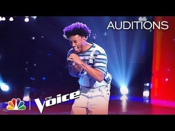 Domenic Haynes - River - The Voice USA 2019