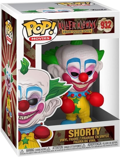 POP! Movies: Killer Klowns from Outer Space Shorty
