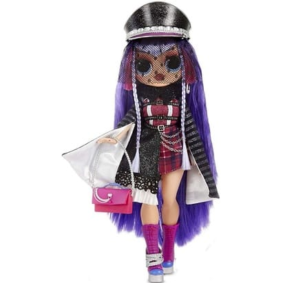 LOL Surprise 2019 LIMITED EDITION Winter Disco Shadow Doll