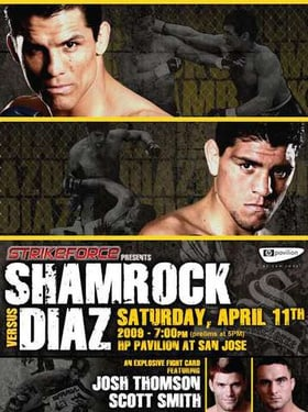 Strikeforce: Shamrock vs. Diaz