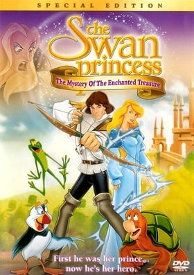 The Swan Princess: The Mystery of the Enchanted Treasure                                  (1998)
