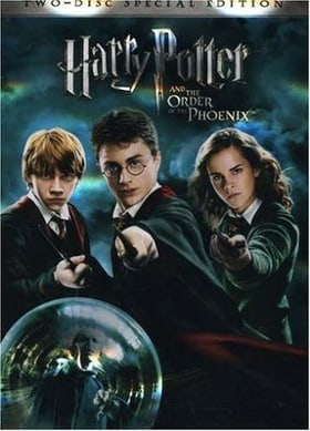 Harry Potter and the Order of the Phoenix (2 Disc Special Edition)