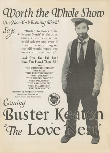 The Love Nest (1923)
