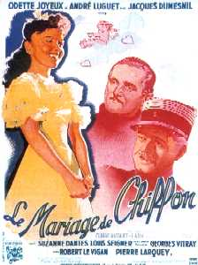 The Marriage of Chiffon