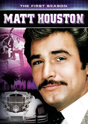 Matt Houston                                  (1982-1985)