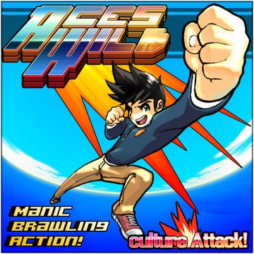 Aces Wild: Manic Brawling Action!