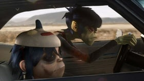 Gorillaz Featuring Mos Def and Bobby Womack: Stylo