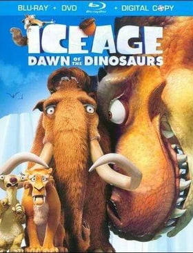 Ice Age: Dawn of the Dinosaurs (Blu-ray / DVD + Digital Copy)