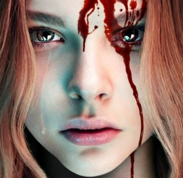 Carrie White (Chloë Grace Moretz)