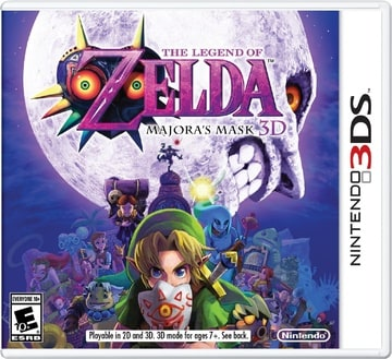 The Legend of Zelda: Majora