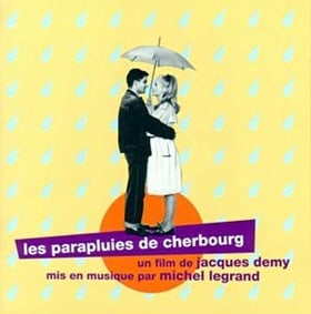 Les Parapluies de Cherbourg / SONY France 2 CD Set