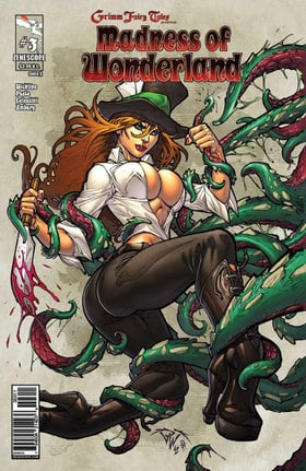 Grimm Fairy Tales Presents: Madness of Wonderland