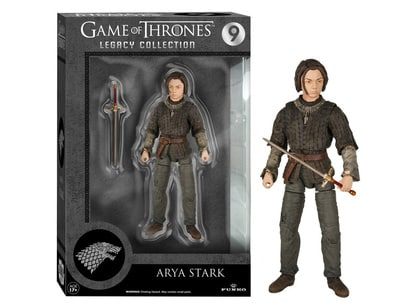 Game of Thrones Legacy Collection: Arya Stark