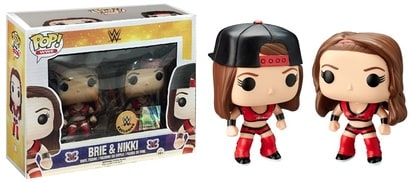 WWE Pop! Vinyl: The Bella Twins 2-Pack (WWE Shop Exclusive)