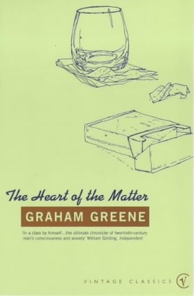 The Heart of the Matter (Vintage classics)