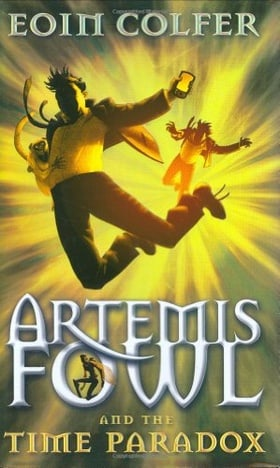 Artemis Fowl and the Time Paradox: 6