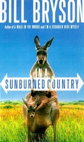 In a Sunburned Country (Random House Large Print version of Down Under)