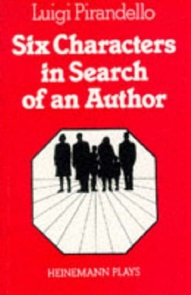 Six Characters in Search of an Author (Hereford Plays)