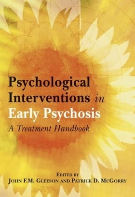 Psychological Interventions in Early: A Treatment Handbook