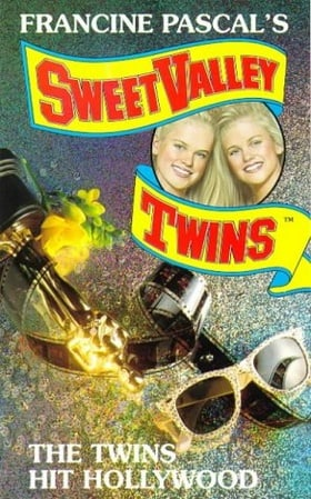 The Twins Hit Hollywood (Sweet Valley Twins)
