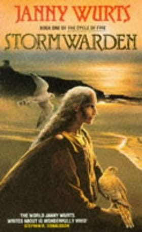 Stormwarden: Book 1 of the Cycle of Fire (The Cycle of Fire Series)