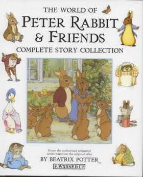 The World of Peter Rabbit & Friends: Complete Story Collection