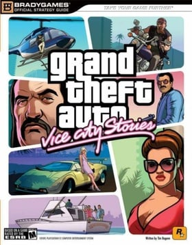 GTA: Vice City Stories (Official Strategy Guide)