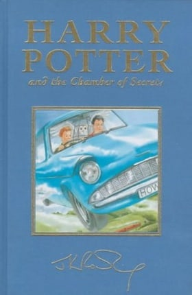 Harry Potter and the Chamber of Secrets (Book 2): Special Edition