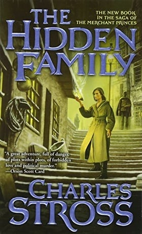 The Hidden Family (Merchant Princes)