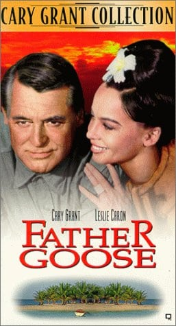Father Goose [VHS]