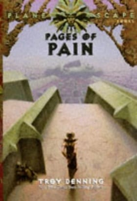 Pages of Pain (Planescape)